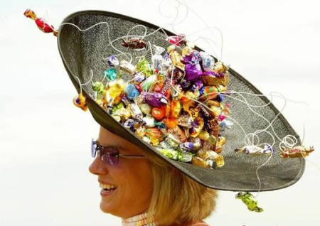 candy hat