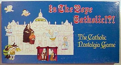 is the pope catholic