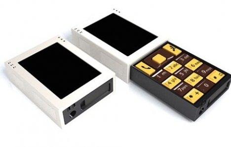matchbox cell phone