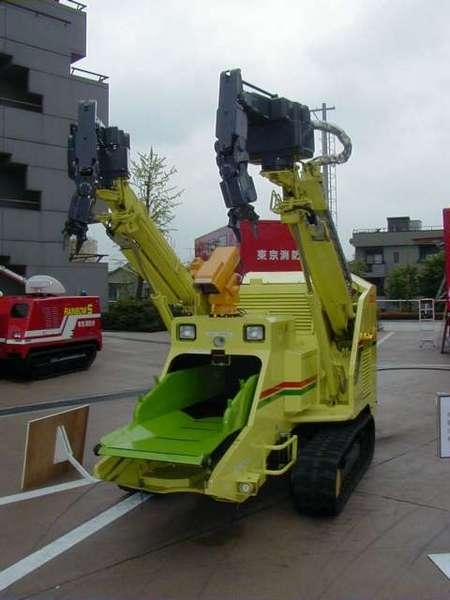 robotic body scooper