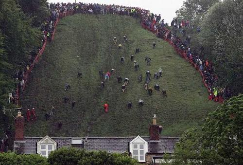 copper hill cheese rolling and wake