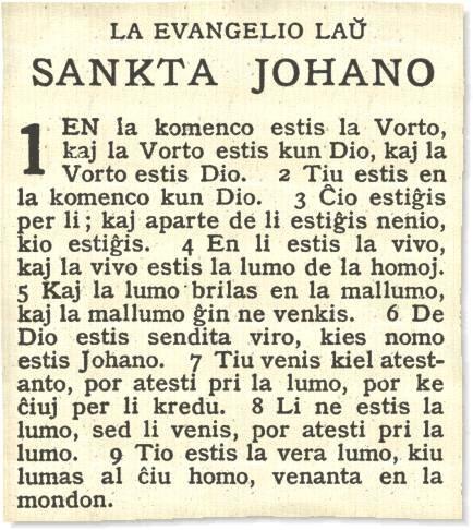 esperanto is easy