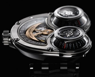 horological machines no3
