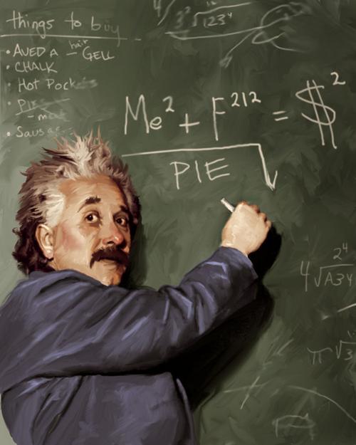 new math einstein