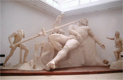 odysseus and the giant cyclops polyphemus
