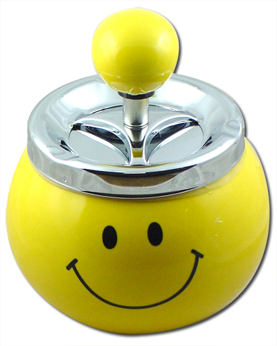 Smiley-face-ashtray