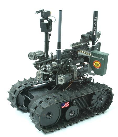 specila weapons observation reconnaissance detection system