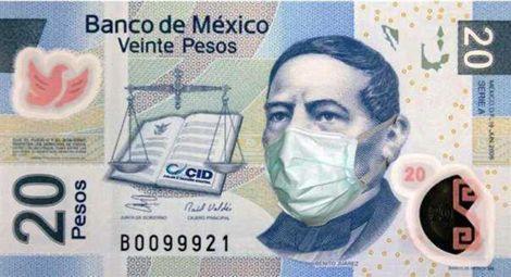 swine flu mexico money