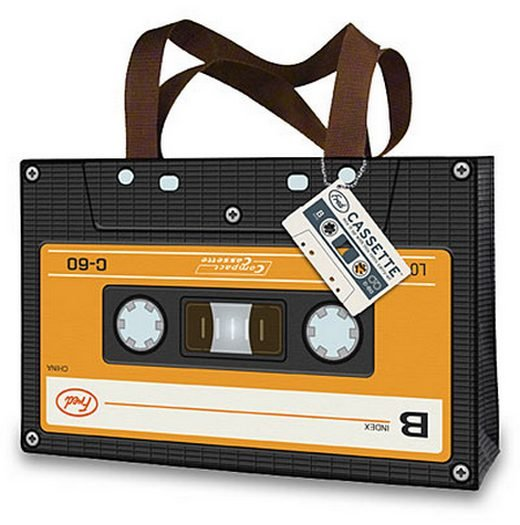 cassete tape bag