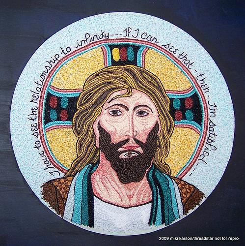 christ in triplicate