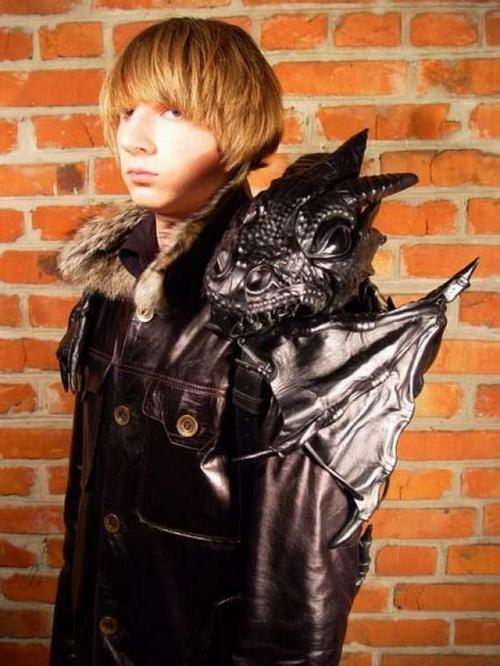 gotic backpack