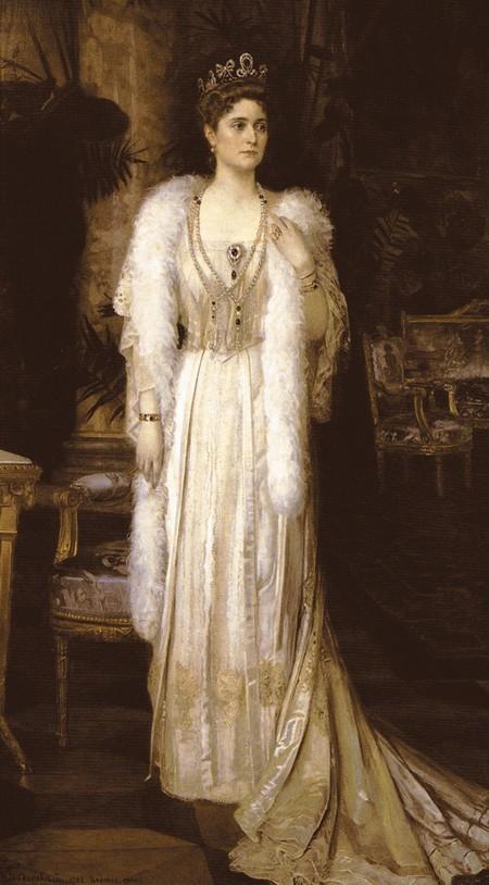 tsaritsa alexandra