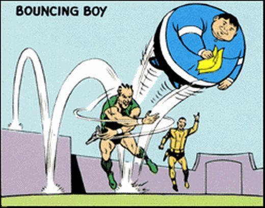 bouncing boy