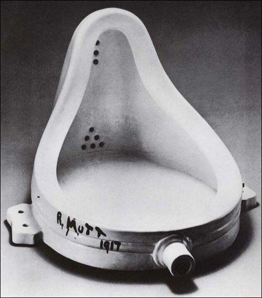 fountain marcel duchamp
