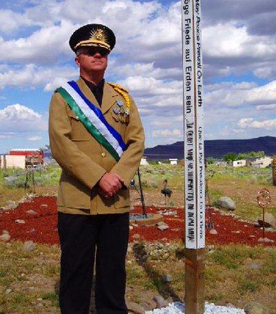 republic of molossia