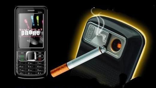 cellphone lighter