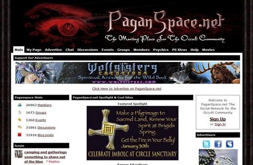 paganspace
