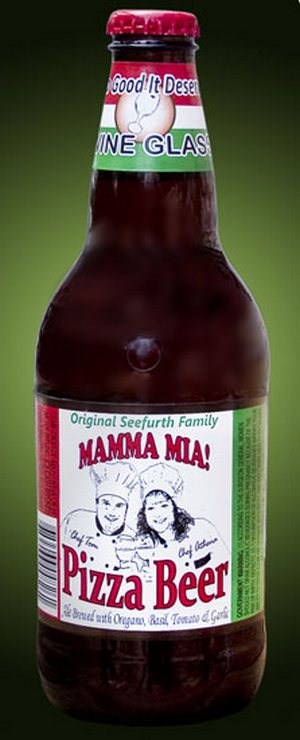 mamma mias pizza beer