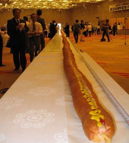 hot dog diet