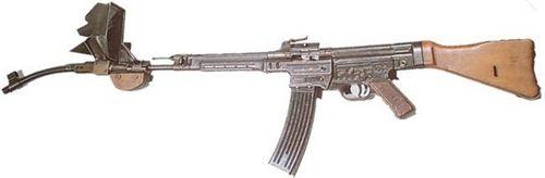 barrel rifle