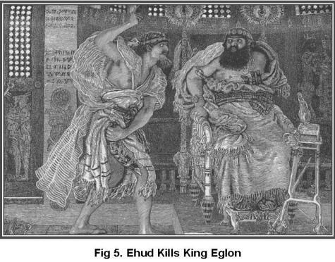 king eglon