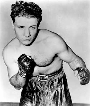 jake lamotta vs billy fox