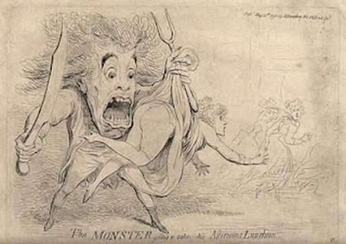 london monster