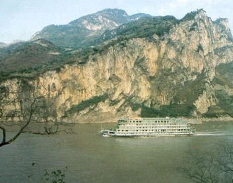 rivers of china
