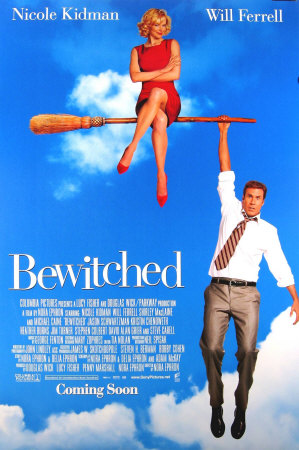 bewitched remake