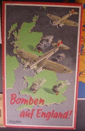bomben auf england