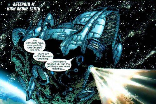 magneto asteroid