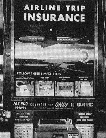 sells life insurance