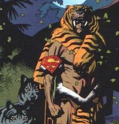 feral superman