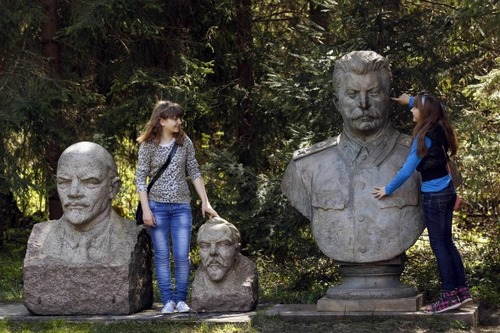 stalin world