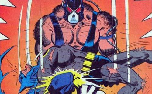 batman at full strength