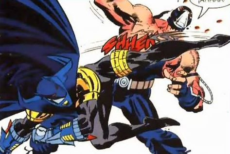 replacement batman