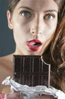 chocolate bar flavoured with blood1