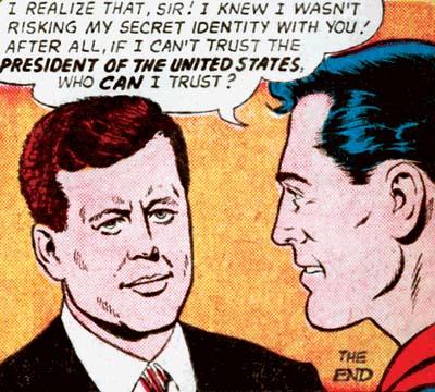 superman kennedy