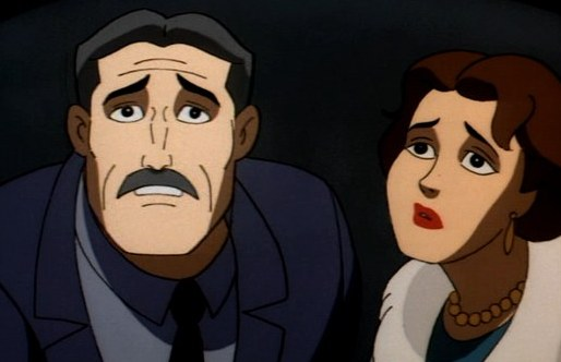 thomas and martha wayne