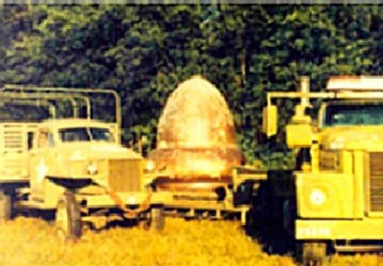 1965 in Kecksburg, Pennsylvania