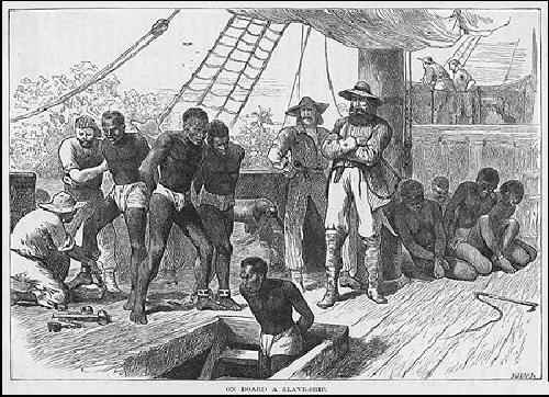 He was a Slave Trader and Probably a Mass Murderer, Too