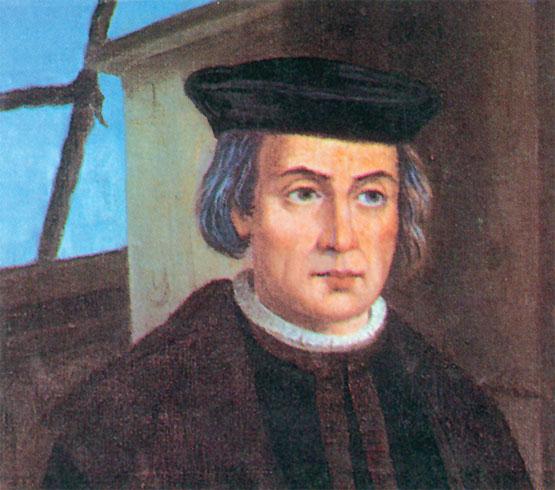 His Name Wasn't Actually Christopher Columbus