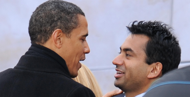 Kal Penn Worked for Obama