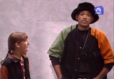 The Fresh Prince and Blossom