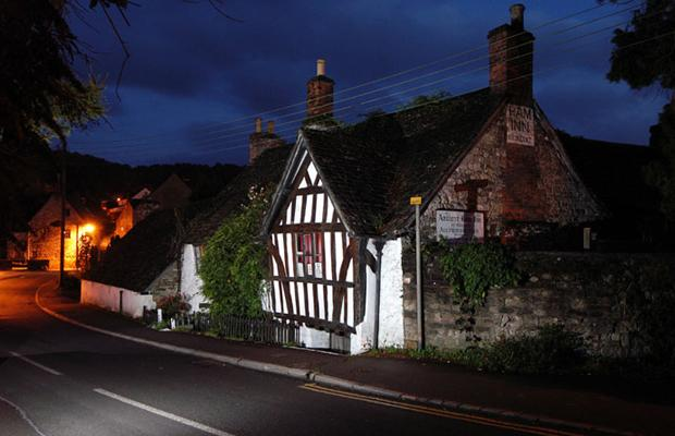 Ancient Ram Inn - England