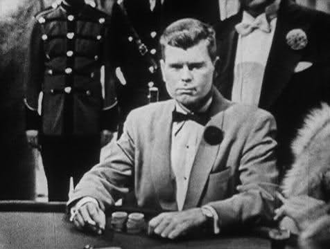 Barry Nelson was the First James Bond
