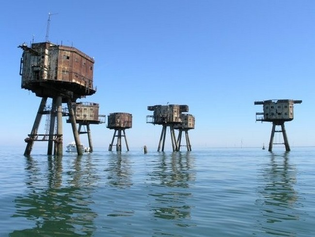 Maunsell Army Sea Forts