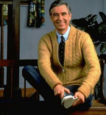 Mr. Rogers was a Navy SEAL