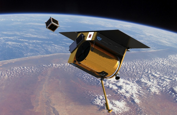The Arkyd Space Telescope