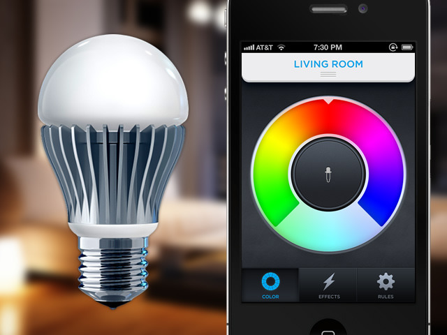 The LIFX Light Bulb